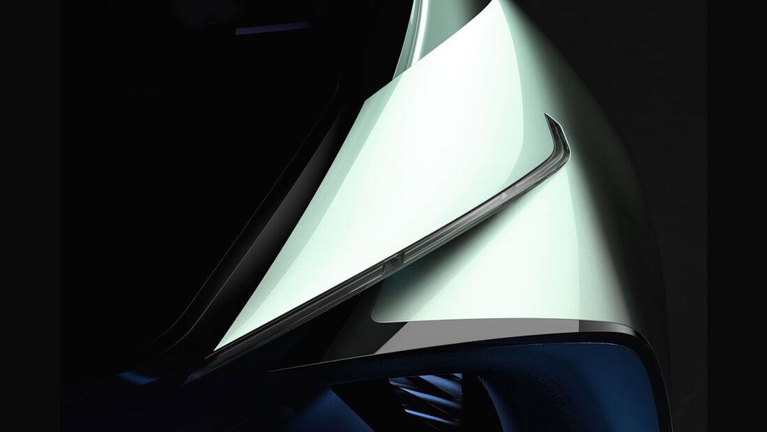 Lexus Elektro-Studie Tokyo Motor Show