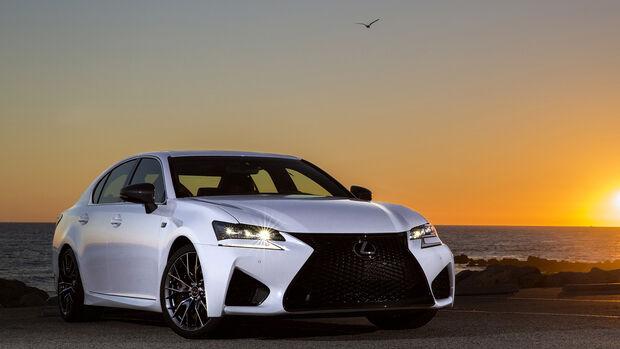 Lexus GS (2018)