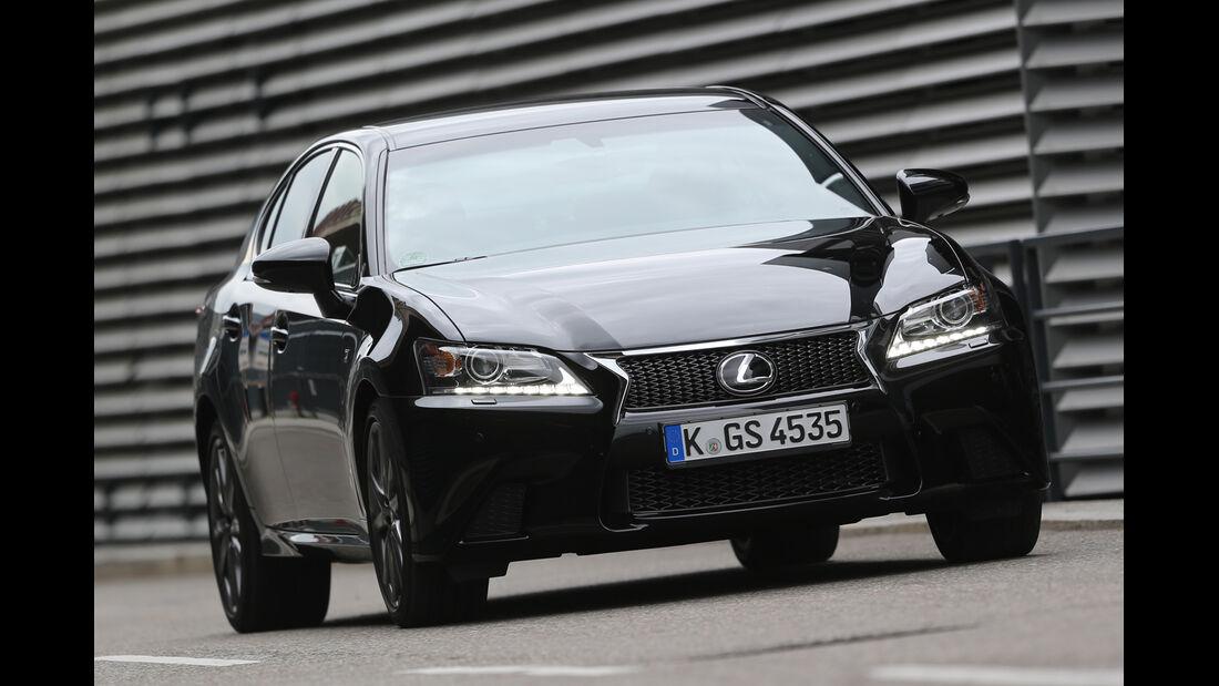 Lexus GS 250 F-Sport, Frontansicht