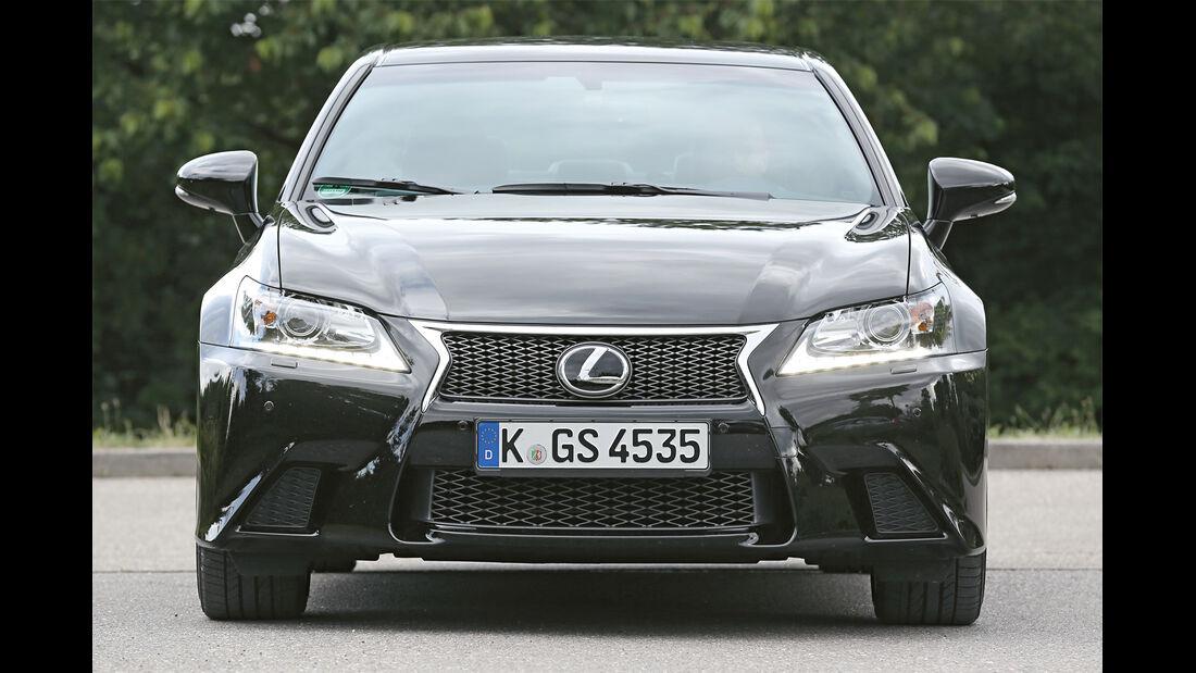 Lexus GS 250, Frontansicht