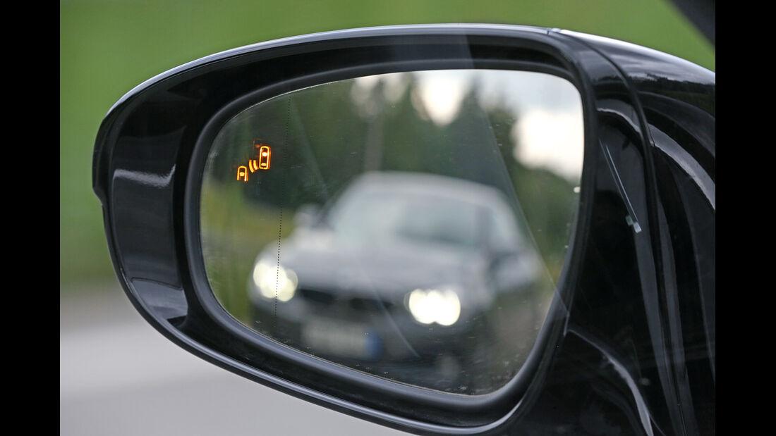 Lexus GS 250, Seitenspiegel