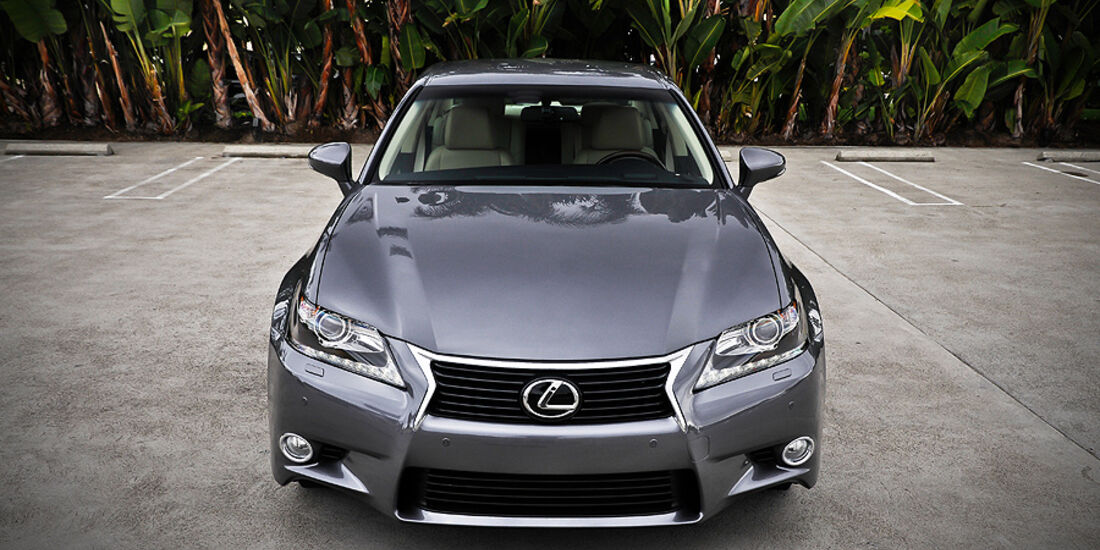 Lexus GS 250 im Fahrbericht, Sperrfrist 23.11. 18 Uhr