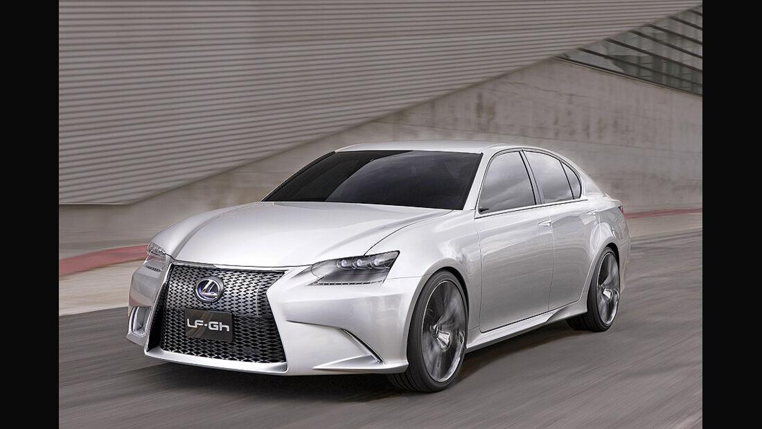 Lexus GS 450 Hybrid Concept