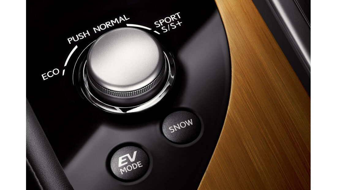 Lexus GS 450h, Bedienelement