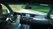 Lexus GS 450h, Cockpit