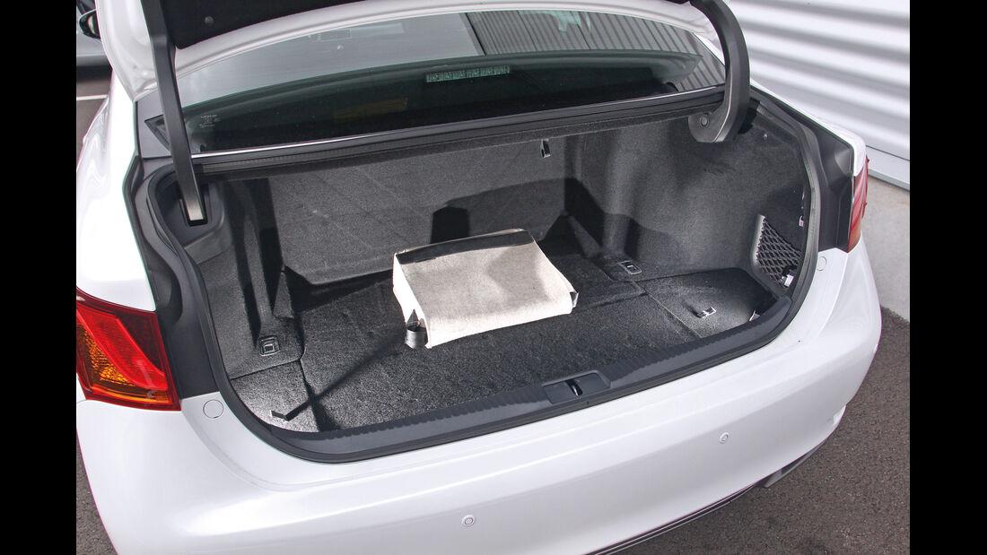 Lexus GS 450h F-Sport, Kofferraum
