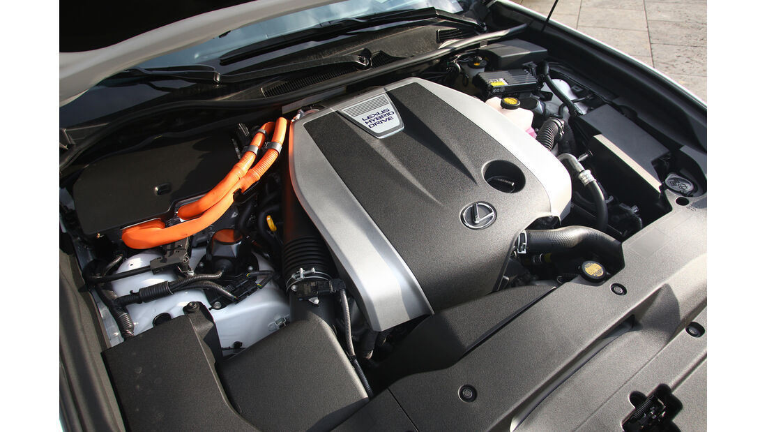 Lexus GS 450h F-Sport, Motor