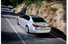 Lexus GS 450h, Heck