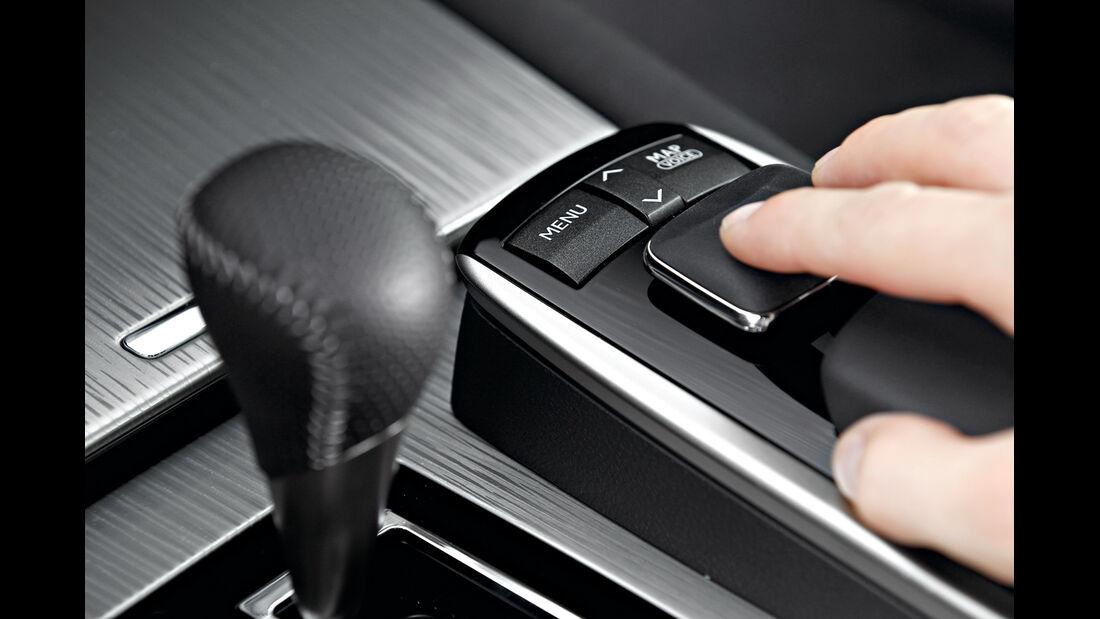 Lexus GS 450h, Joystick