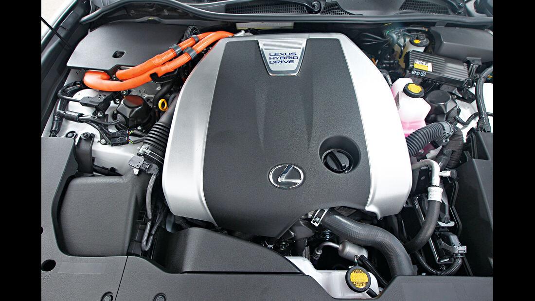 Lexus GS 450h, Motor
