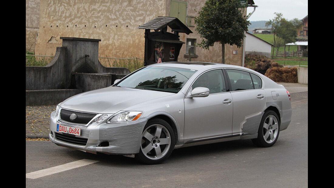 Lexus GS Erlkönig Muletto