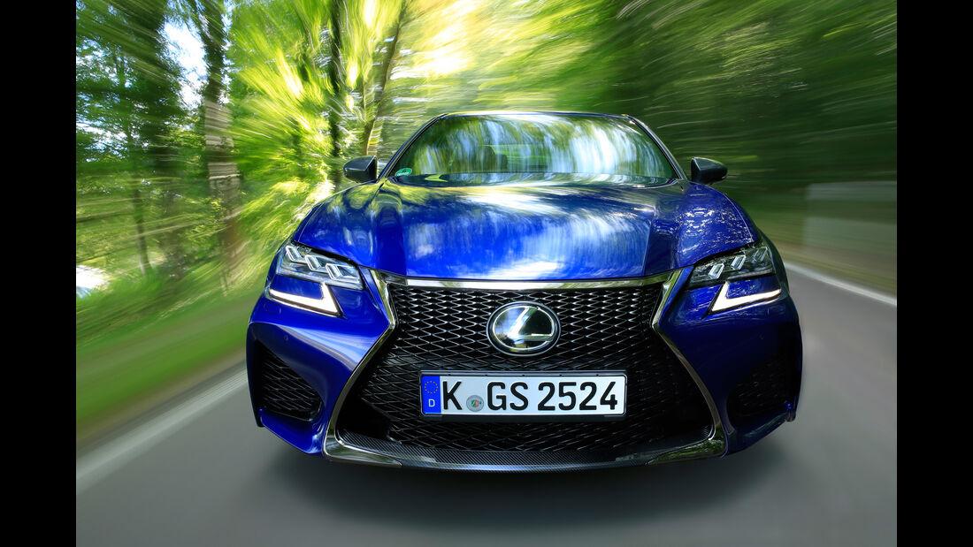 Lexus GS F, Frontansicht