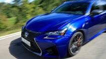 Lexus GS F, Motorhaube