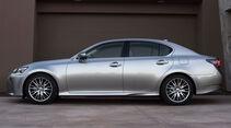 Lexus GS Facelift Modelljahr 2016