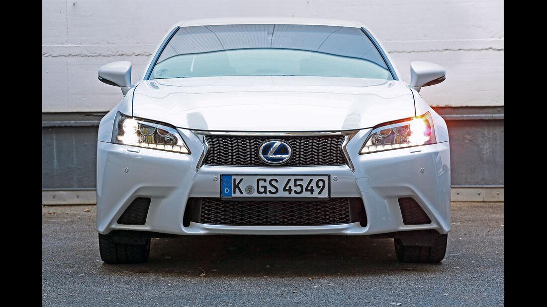Lexus GS, Frontansicht