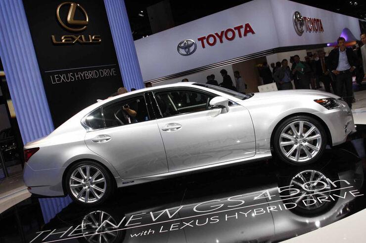 Lexus GS IAA