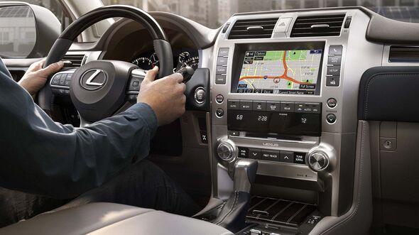 Lexus GX 460 Modelljahr 2020