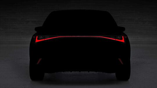 Lexus IS 2020 Teaser