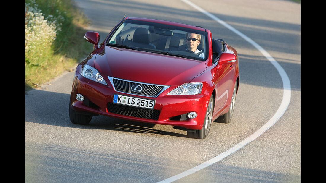 Lexus IS 250 C Luxury