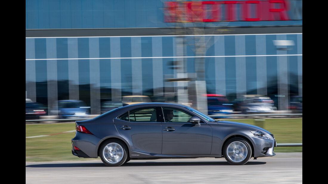 Lexus IS 300h, Frontansicht