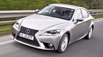 Lexus IS 300h, Frontansicht
