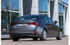 Lexus IS 300h, Seitenansicht