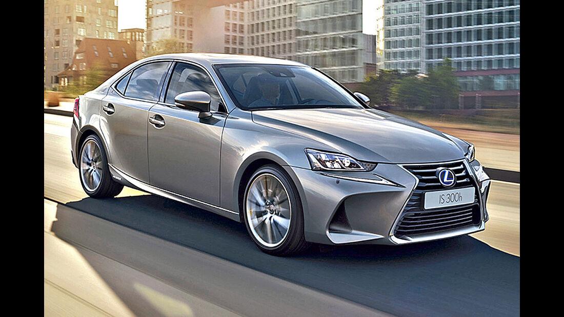 Lexus IS, Best Cars 2020, Kategorie D Mittelklasse