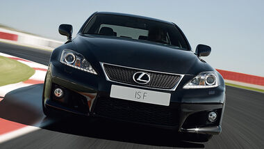 Lexus IS F Modelljahr 2011