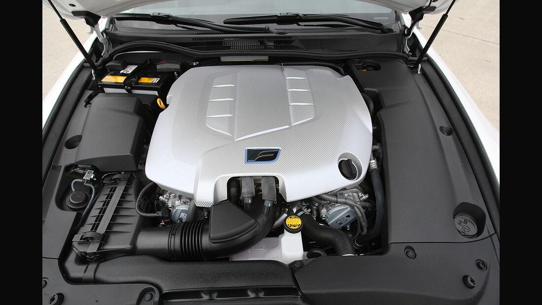 Lexus IS-F, Sportwagen, Motor