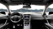 Lexus IS Modelljahr 2011, Innenraum