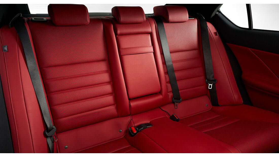 Lexus IS350 USA