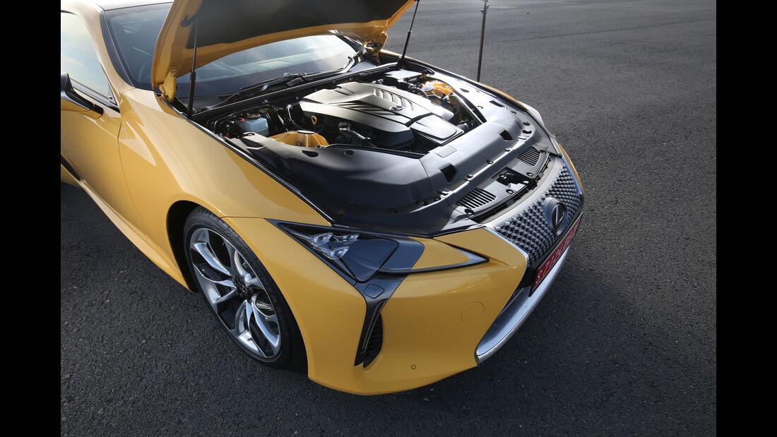 Lexus LC 500, Motor