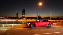 Lexus LC 500h, Seitenansicht