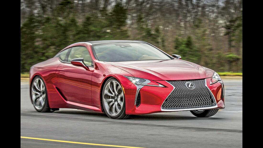 Lexus LC, Best Cars 2020, Kategorie G Sportwagen