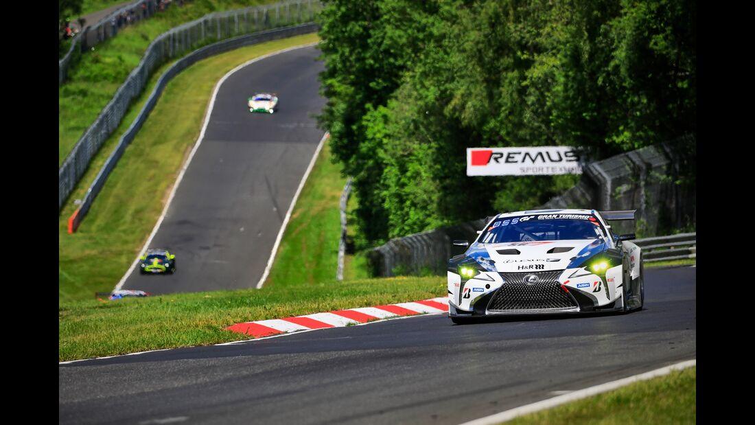 Lexus LC - Startnummer #56 - 24h Rennen Nürburgring - 21. Juni 2019