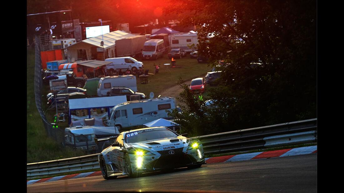 Lexus LC - Startnummer #56 - 24h Rennen Nürburgring - 22. Juni 2019