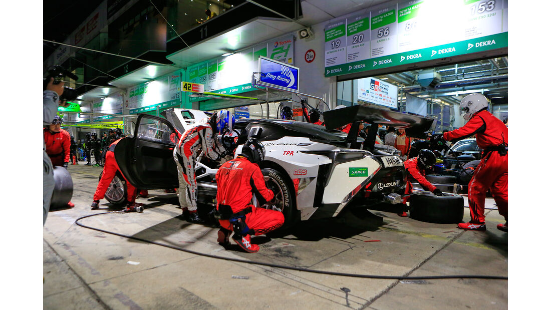 Lexus LC - Startnummer #56 - 24h Rennen Nürburgring - 23. Juni 2019