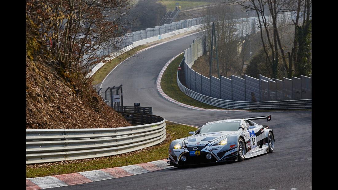 Lexus LFA Code X - Gazoo Racing - Nürburgring - Nordschleife - März 2015