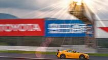 Lexus LFA Nürburgring Edition, Seitenansicht