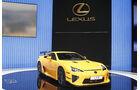 Lexus LFA Nürburgring-Performance-Paket, Messe, Genf, 2011