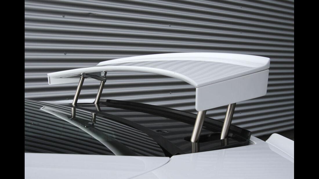 Lexus LFA, Spoiler