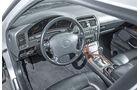 Lexus LS 400, XF10/XF20, Cockpit
