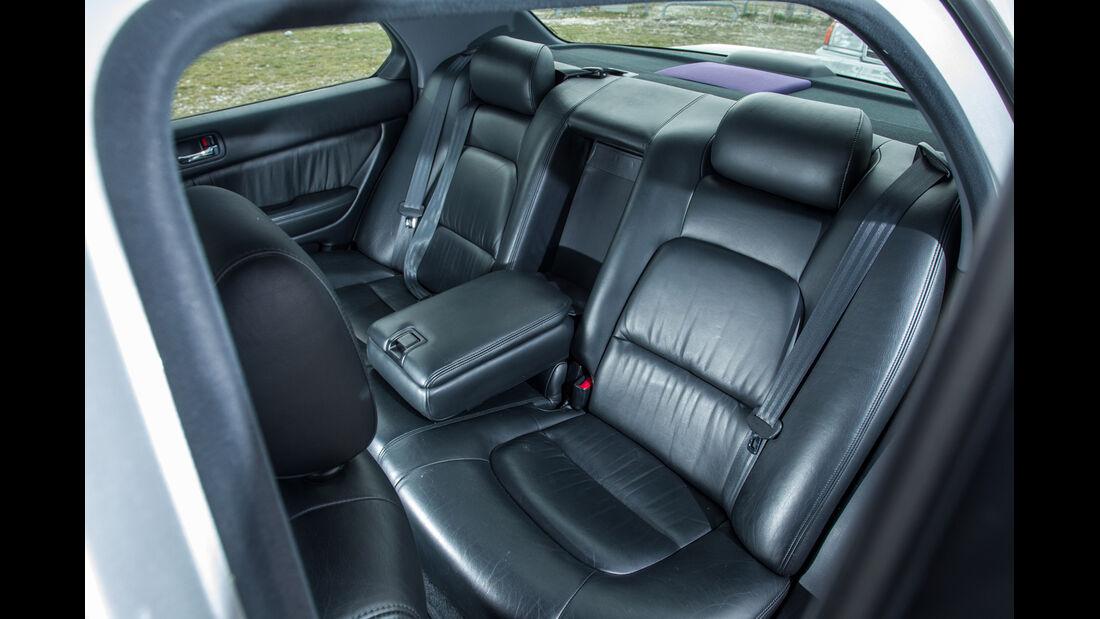 Lexus LS 400, XF10/XF20, Fondsitze