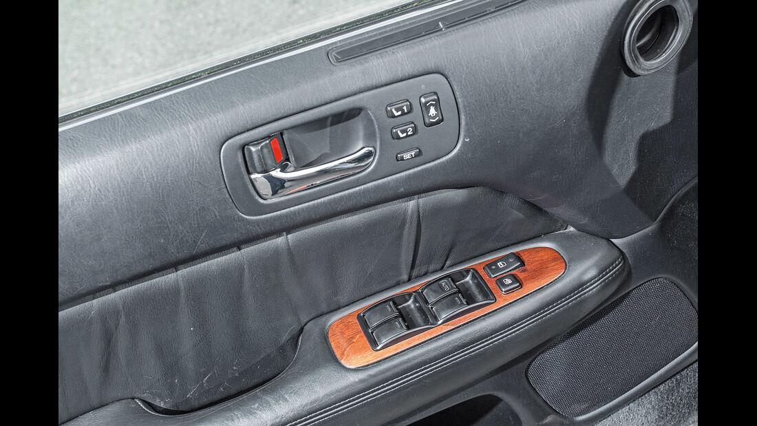 Lexus LS 400, XF10/XF20, Sitzverstellung