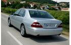 Lexus LS 430, Heckansicht