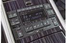 Lexus LS 600, Bedienelemente