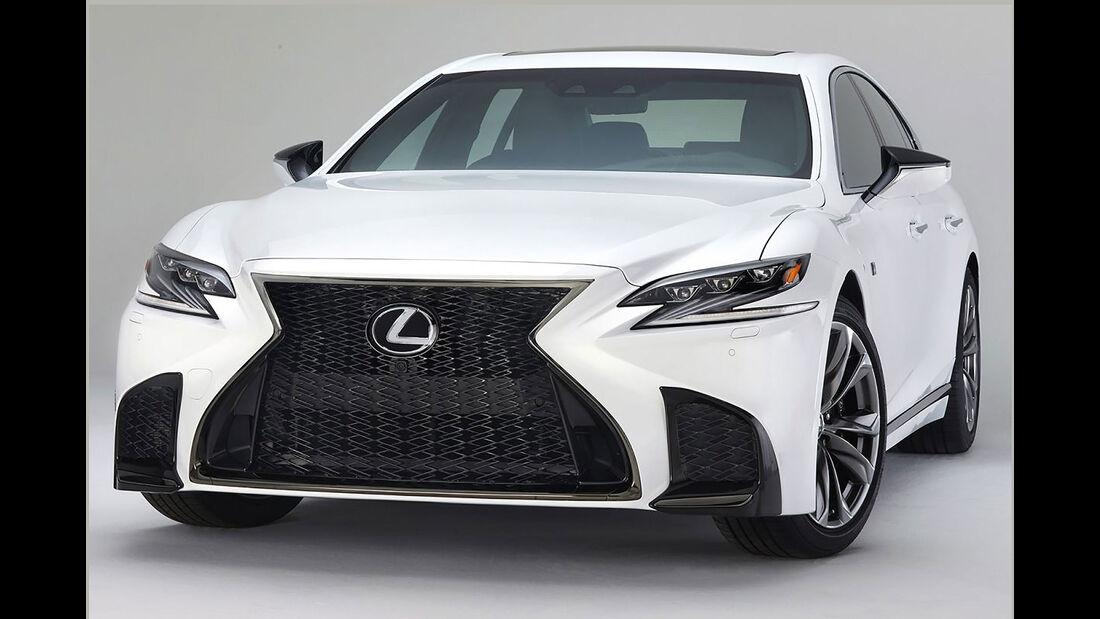 Lexus LS F-Sport