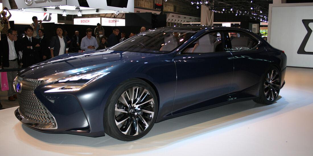 Lexus LS-FC