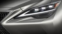 Lexus LS und LS F Sport Facelift Modelljahr 2021