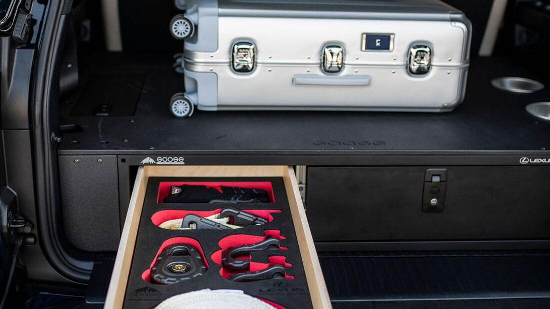 Lexus LX 570 Concept Car J201